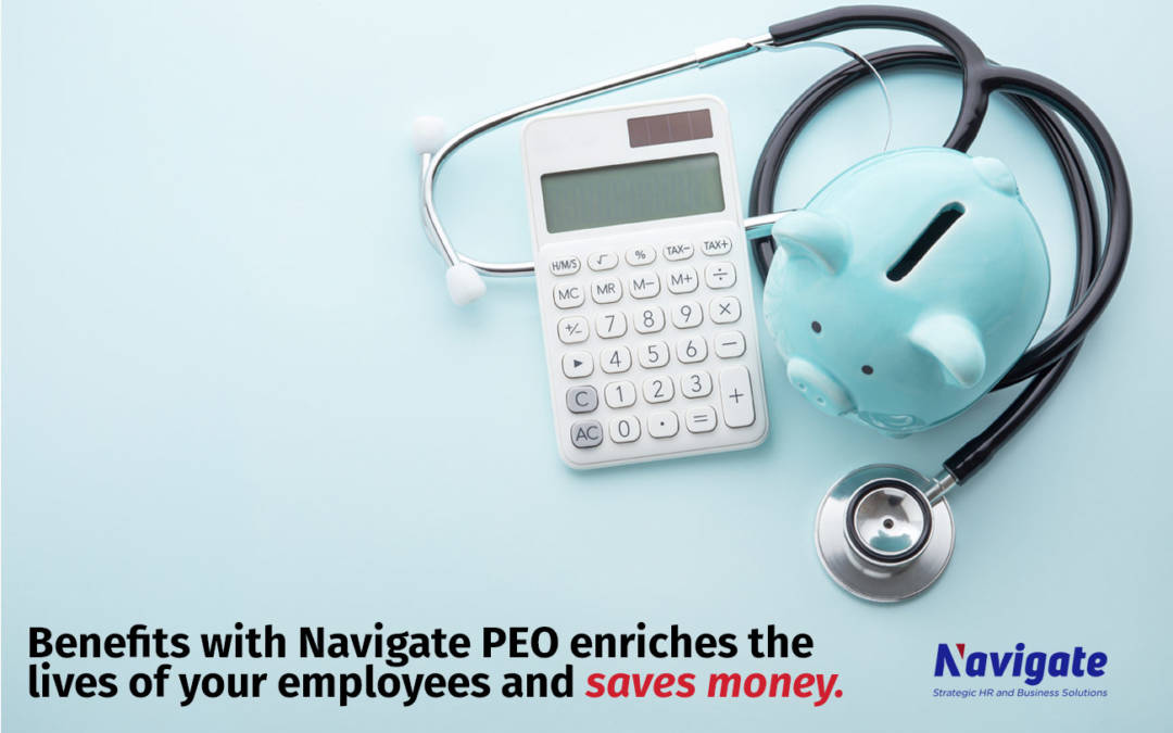 Can Navigate PEO save you money on your employee healthcare benefits?