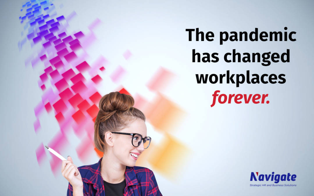 The pandemic-induced workplace digital transformation in 2020: how are workplaces changing?